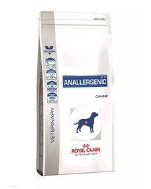 ROYAL CANIN Veterinary Health Nutrition Dog Anallergenic 3 kg