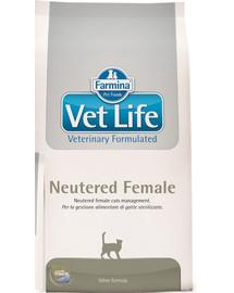FARMINA Vet life neutered female cat 2 kg