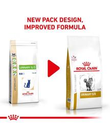 ROYAL CANIN Veterinary Health Nutrition Cat Urinary S/O 1.5 kg
