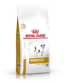ROYAL CANIN Veterinary Health Nutrition Dog Urinary S/O Small Dog 4 kg
