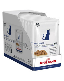 ROYAL CANIN Cat neutered adult maintenance kapsička 100 g