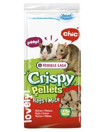 VERSELE-LAGA Crispy pelety pro potkany a myši 1 kg