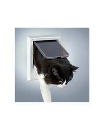 TRIXIE Dvířka pro kočku 'freecat de luxe elektromagnetické bílé