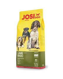 JOSERA JosiDog Basic adult lamb 18 kg