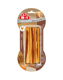 8IN1 Pamlsek Delights Barbecue Sticks