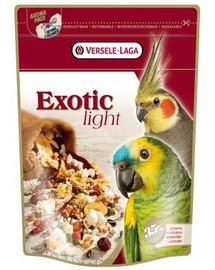 VERSELE-LAGA Exotic Light 750 g směs pro střední a velké papoušky s pufovanými obilkami