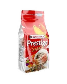 VERSELE-LAGA Prestige Snack Canaries 125 g - pochoutka s piškoty a ovocem pro kanárky