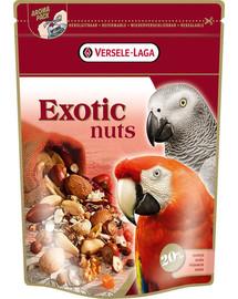 VERSELE-LAGA Exotic Nuts 750 g Ořechová směs pro velké papoušky