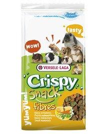 VERSELE-LAGA Crispy Snack Fibres 1,75 kg  Doplňující směs vysokým obsahem vlákniny