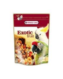 VERSELE-LAGA Exotic Fruit 600 g ovocná směs pro velké papoušky
