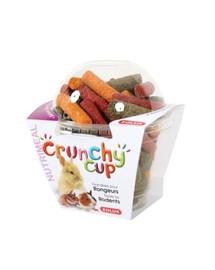 ZOLUX Crunchy Cup Nuggets pochoutka s mrkví a řepou 130 g