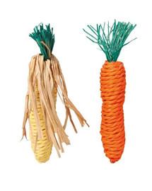 TRIXIE Závěsné mrkev a kukuřice 6192