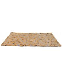 TRIXIE Fleecová deka pro psy Laslo 75 × 50 cm, béžová