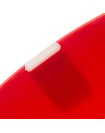 FERPLAST Miska Jolie red 0,85 l