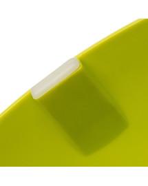 FERPLAST Miska Jolie green 0,85 l