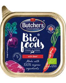 BUTCHER'S Bio s hovězím vanička 150g