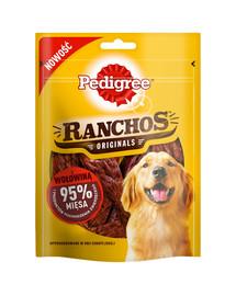 PEDIGREE Ranchos Originals 95% hovězí 70g x7