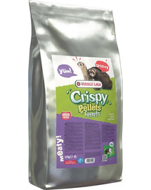 VERSELE-LAGA Crispy Pellets Ferrets 10 kg