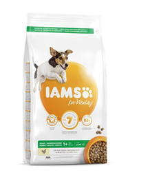 IAMS ProActive Health Adult Small & Medium Breed Chicken 12 kg