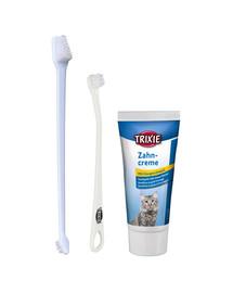 TRIXIE Sada dentální hygieny pro kočky