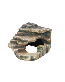 TRIXIE Rohová skála s jeskyní - pouštní prales 19 x 17 x 17 cm