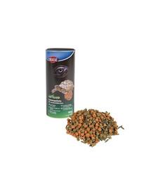 TRIXIE granulované plovoucí krmivo pro vodní želvy 150 g / 250 ml