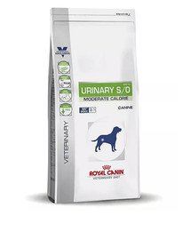 ROYAL CANIN Veterinary Health Nutrition Dog Urinary S/O Moderate Calorie 12 kg