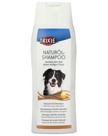 TRIXIE Šampón s přírodním olejem, 250 ml
