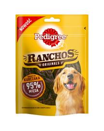 PEDIGREE Ranchos Originals 95% Kuřecí 70g x7