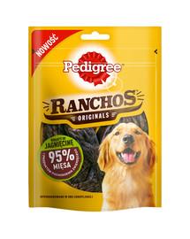 PEDIGREE Ranchos Originals 95% Jehněčí 70g x7