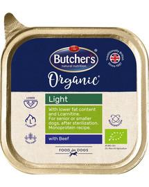 BUTCHER'S Dog Organic Light s hovězím 150 g