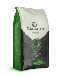 CANAGAN Dog Free-Range Chicken 12kg