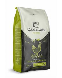 CANAGAN Dog Small Breed Free-Range Chicken 6 kg