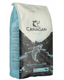 CANAGAN Dog Small Breed Scottish Salmon 2kg