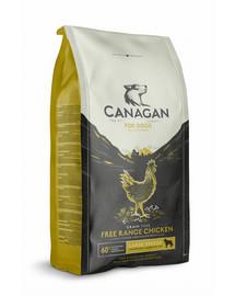 CANAGAN Dog Large Breed Free-Range Chicken 12 kg