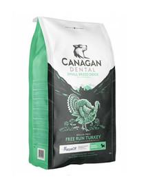 CANAGAN Dog Dental Free Run Turkey 2 kg