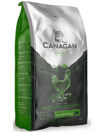 CANAGAN Cat Free-Range Chicken 4 kg