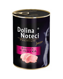 DOLINA NOTECI Premium Junior Krůtí 400 g