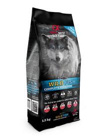 ALPHA SPIRIT  Wild fish 1,5 kg Poloměkké kompletní krmivo pro psy
