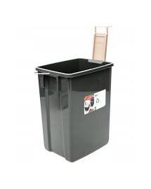 CURVER Odpadový box 10l šedý