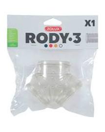 ZOLUX Komponenty Rody 3-tuba Y