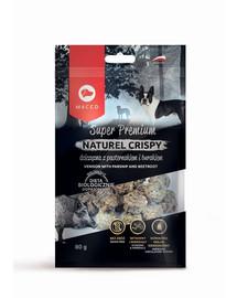 MACED Super Premium Naturel Crispy Zvěřina a pastiňák 80 g
