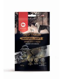 MACED Super Premium Naturel Soft Hovězí a Oregáno 100g