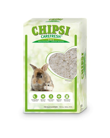 JRS Chipsi CareFresh Pure White 10 l