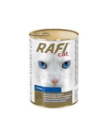 DOLINA NOTECI Rafi Adult Ryby 415g konzerva pro kočky