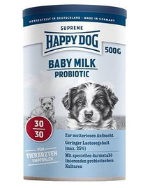 HAPPY DOG Baby Milk Probiotic 500 g