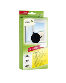 VACO ECO Síťka proti komárům 130 x 150 cm 1 ks