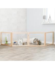 TRIXIE Vnitřní výběh pro králíky 60–240 × 50 cm