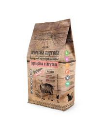 WIEJSKA ZAGRODA Cat Jehněčí & Arktický krill 5 kg granule pro dospělé kočky