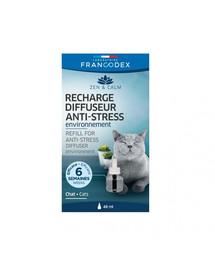 FRANCODEX Anti stress difuzér náplň kočka 48 ml